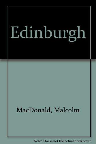 9780907115243: Edinburgh
