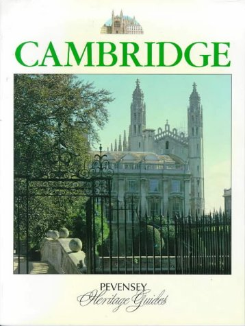 9780907115632: Cambridge (Pevensey Heritage Guides)
