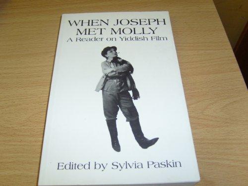 9780907123927: When Joseph Met Molly: Reader on Yiddish Films