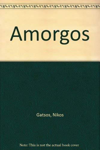 9780907149019: Amorgos
