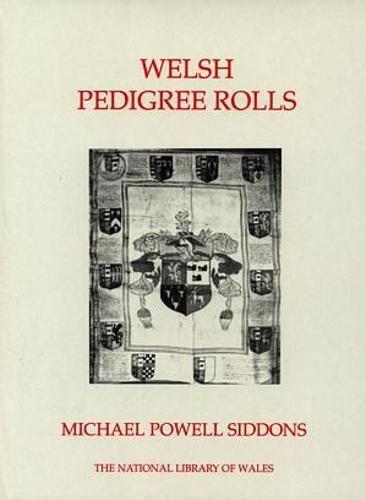 9780907158905: Welsh Pedigree Rolls