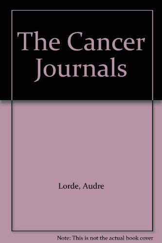 9780907179344: The Cancer Journals