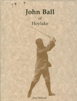 John Ball of Hoylake: Champion Golfer