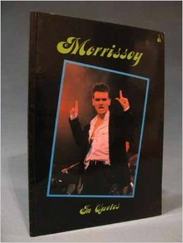 9780907188384: Morrissey in Quotes