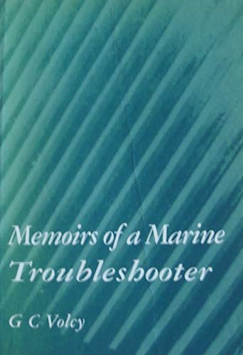 9780907206552: Memoirs of a marine troubleshooter