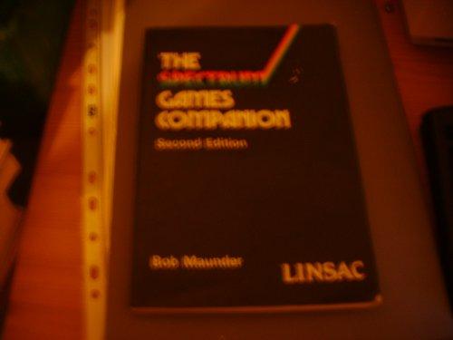 9780907211020: The Spectrum games companion (LINSAC ZX companion series) by Maunder, Bob