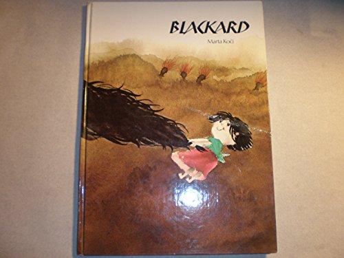 9780907234029: Blackard