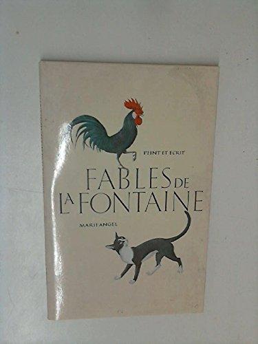 FABLES DE LA FONTAINE: Angle, Marie