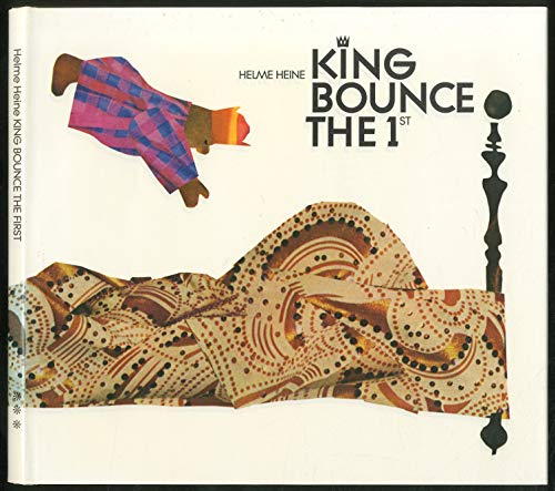 9780907234111: King Bounce the 1st (English and German Edition)
