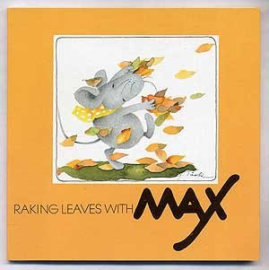 9780907234388: Raking Leaves with Max
