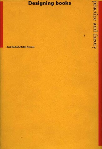 9780907259084: Designing Books: Practice and Theory