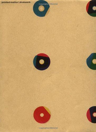 Karel Martens: printed matter/drukwerk, 2nd Edition Kinross,