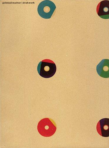 Karel Martens: Printed Matter: Martens, Karel; van