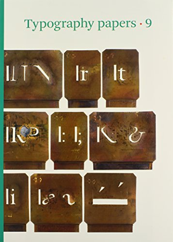 9780907259480: Typography Papers 9