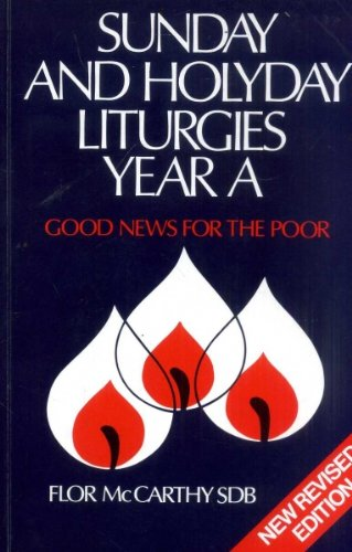 9780907271741: Sunday and Holy Day Liturgies, Year A