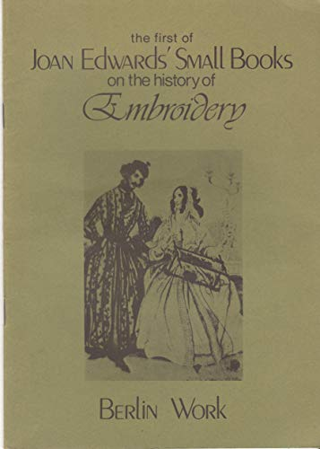 9780907287018: Small Books on the History of Embroidery: Berlin Work No. 1