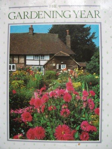 9780907305118: The Gardening Year