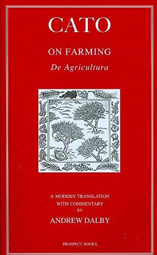 9780907325802: Cato: On Farming