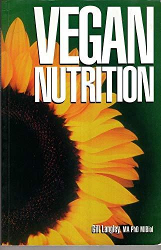 9780907337188: Vegan Nutrition