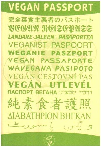 9780907337300: Vegan Passport