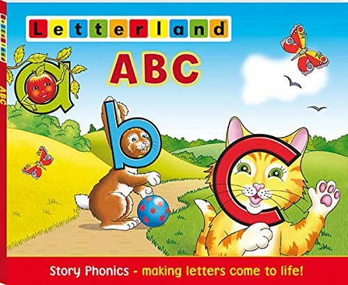Letterland ABC Book: Wendon, Lyn