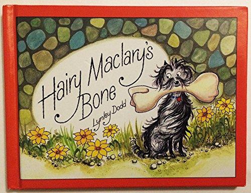 9780907349938: Hairy Maclary's Bone (Minispins)