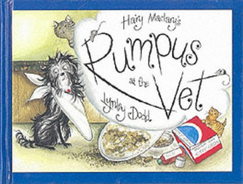 9780907349976: Hairy Maclary's Rumpus at the Vet (New mini-spin picture book)