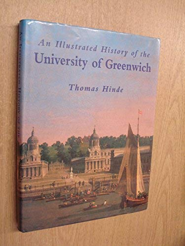 AN ILLUSTRATED HISTORY OF THE UNIVERSITY OF GREENWICH