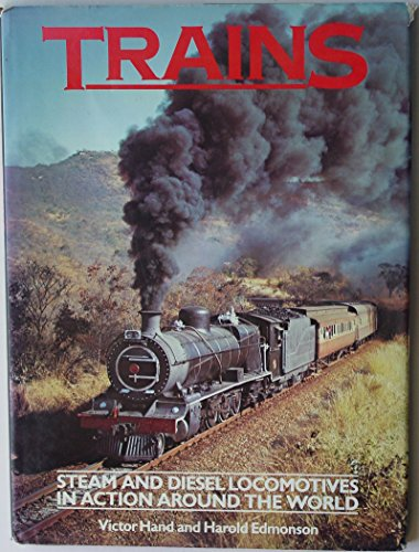 9780907407478: Trains