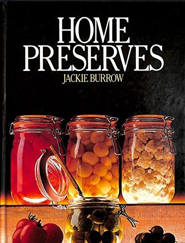 9780907407935: HOME PRESERVES