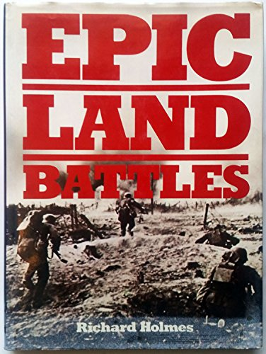 9780907408017: EPIC LAND BATTLES