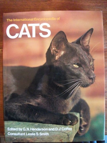 9780907408062: The International Encyclopedia of Cats