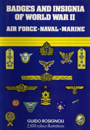 9780907408345: Badges and Insignia of World War II