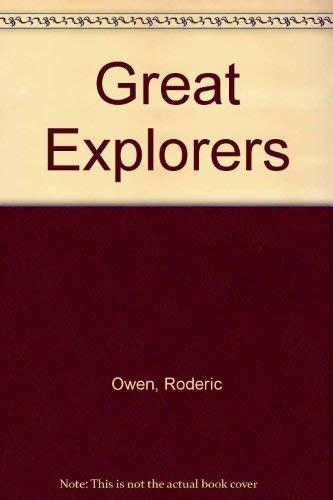 9780907408529: Great Explorers