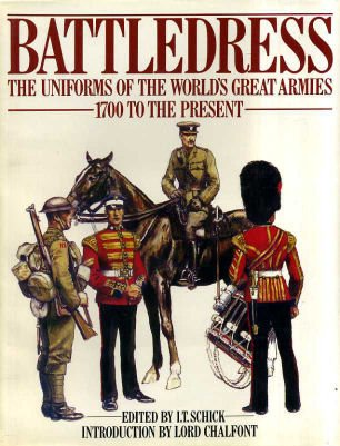 9780907408727: Battledress : the uniforms of the world's great armies 1700 to the present