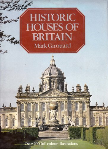 9780907408833: Historic Houses of Britain