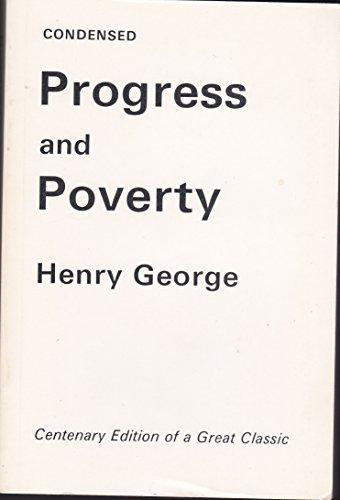 9780907444077: Progress and Poverty