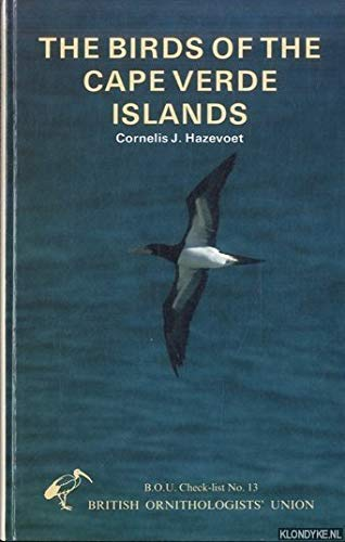 9780907446170: The Birds of the Cape Verde Islands: An Annotated Checklist