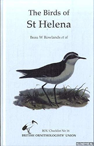 9780907446200: The Birds of St Helena: An Annotated Checklist