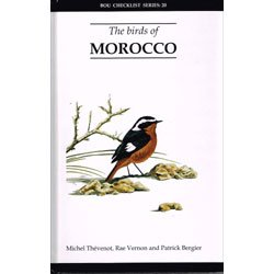 9780907446255: The Birds of Morocco: An Annotated Checklist (BOU Checklist Series)