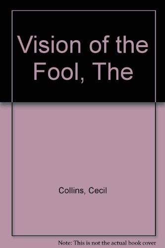 9780907454038: The Vision of the Fool