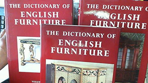 The Dictionary of English Furniture - 3 Volume Set