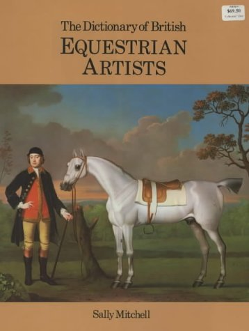 The Dictionary of British Equestrian Artists: Mitchell, Sally