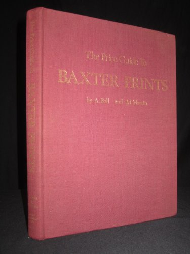 9780907462606: The Price Guide to Baxter Prints