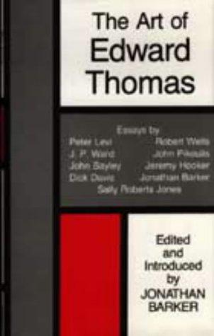 9780907476665: The Art of Edward Thomas
