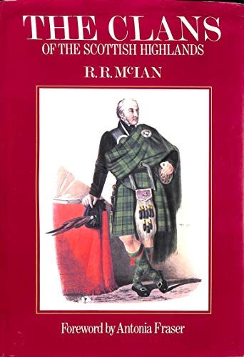 9780907486381: The Clans of the Scottish Highlands