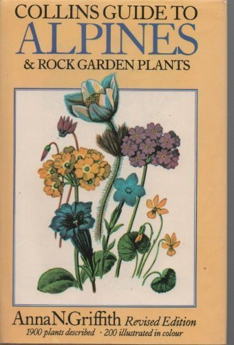 9780907486817: Collins Guide to Alpines and Rock Garden Plants
