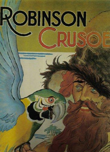 Robinson Crusoe (9780907486893) by Daniel Defoe
