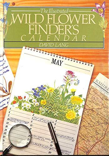Wild Flower Finder's Calendar (9780907486916) by David Lang