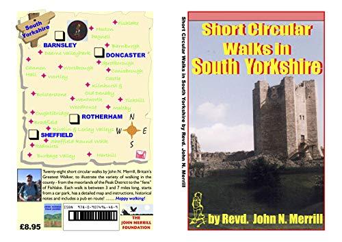 9780907496489: Short Circular Walks in South Yorkshire (Short circular walk guides)